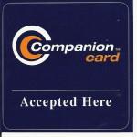 Companion Card